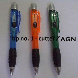 BP No. 1 – Cutter/AGN