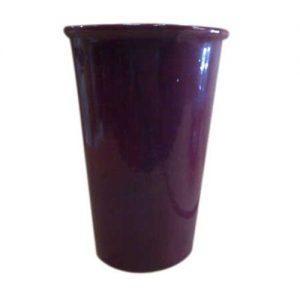 Mug V-Shape Maron