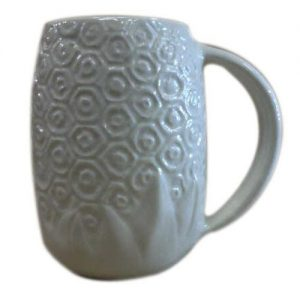 Mug Nanas Putih Polos