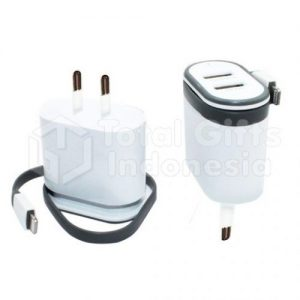 Travel Adapter 10